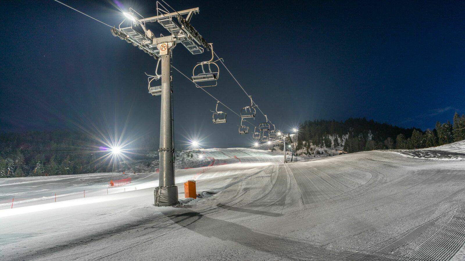 Ski area Katzenkopf Leutasch
