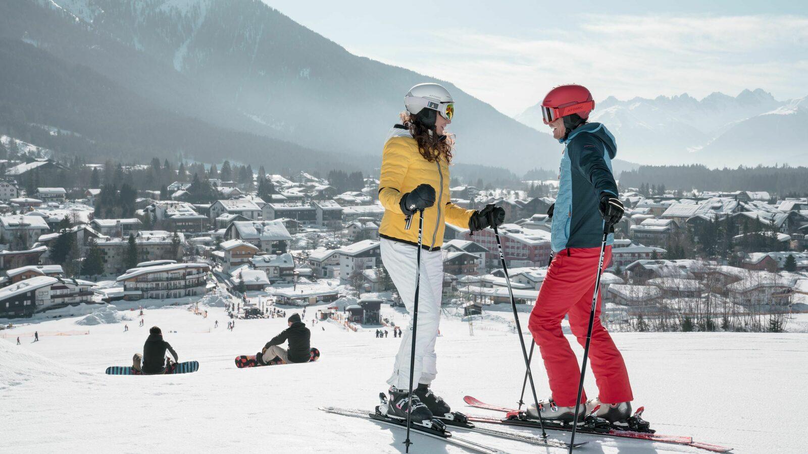 Skipassen Olympiaregion Seefeld