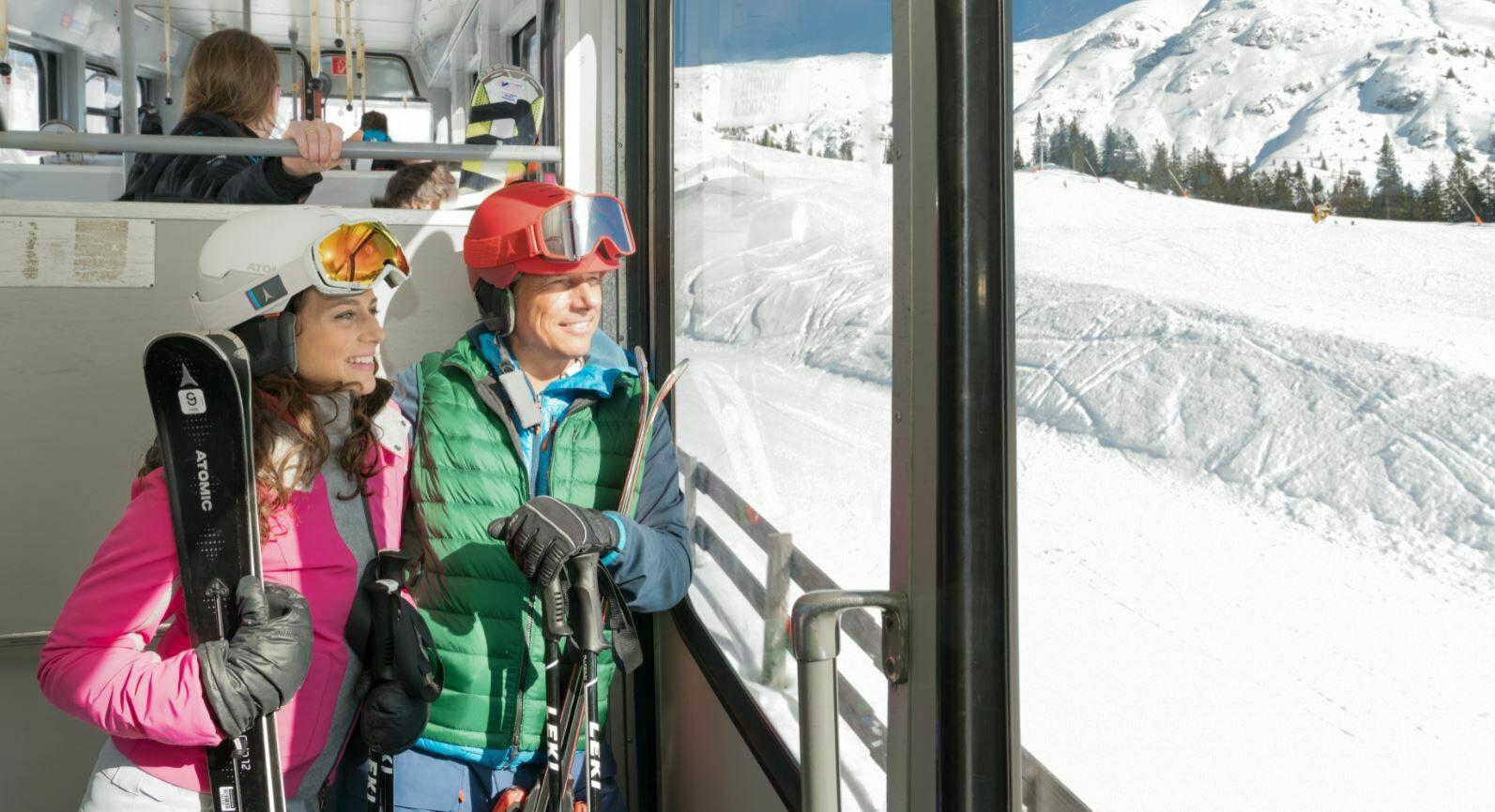 Skigebied Rosshütte