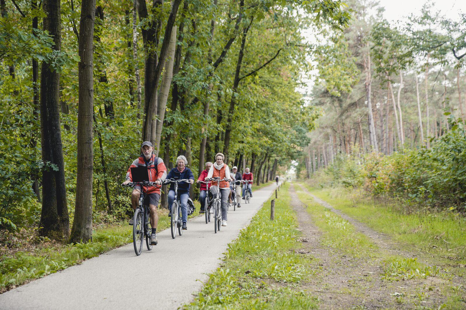 Fietsen en wandelen in Twente