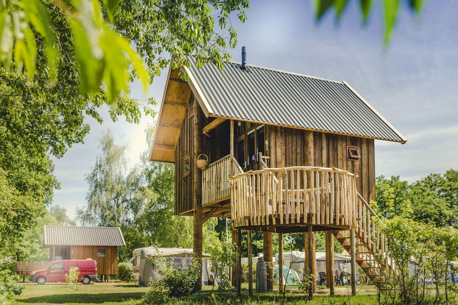 Kindvriendelijke camping Nederland met overdekt zwembad