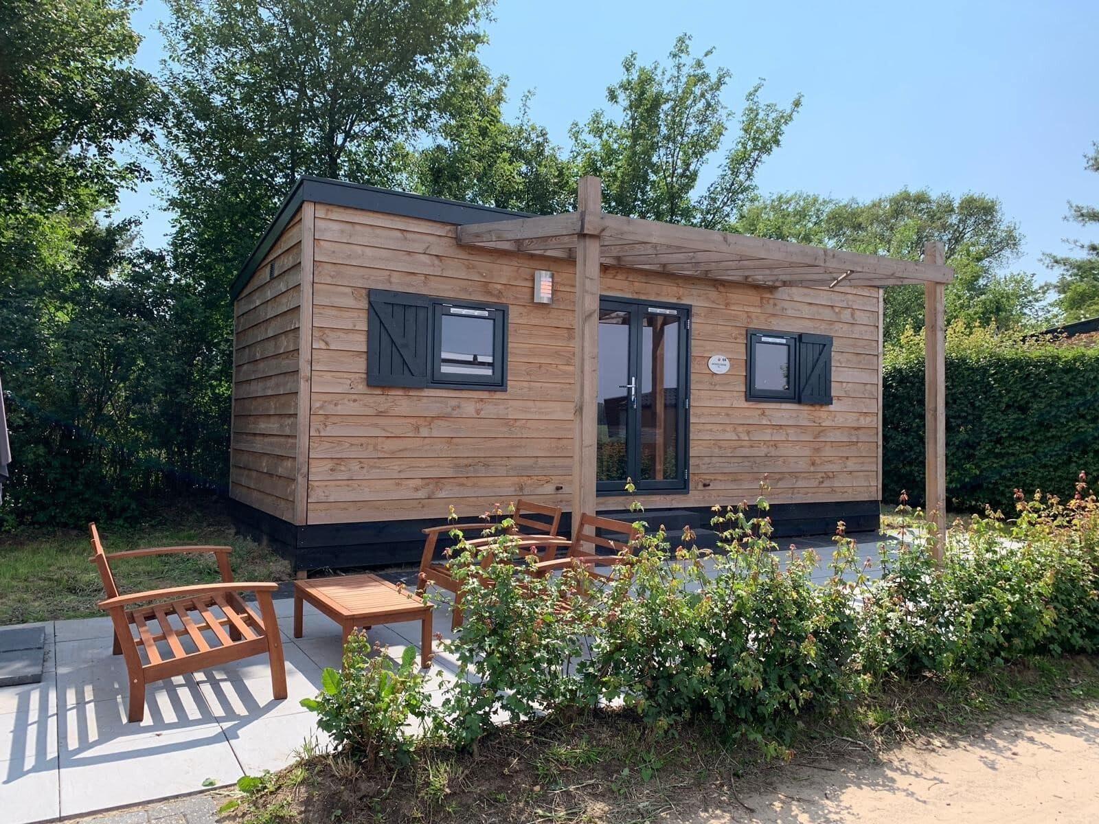 Vakantiepark Molke - Trekkershut in Twente - Header