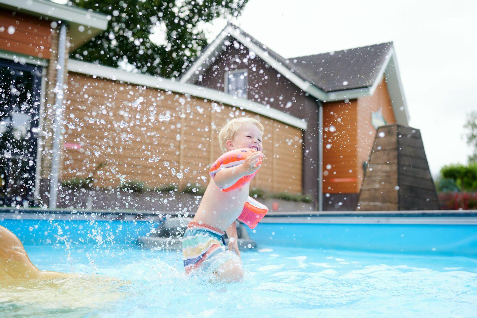 🏊🏻♂️ Zwembaden en sauna