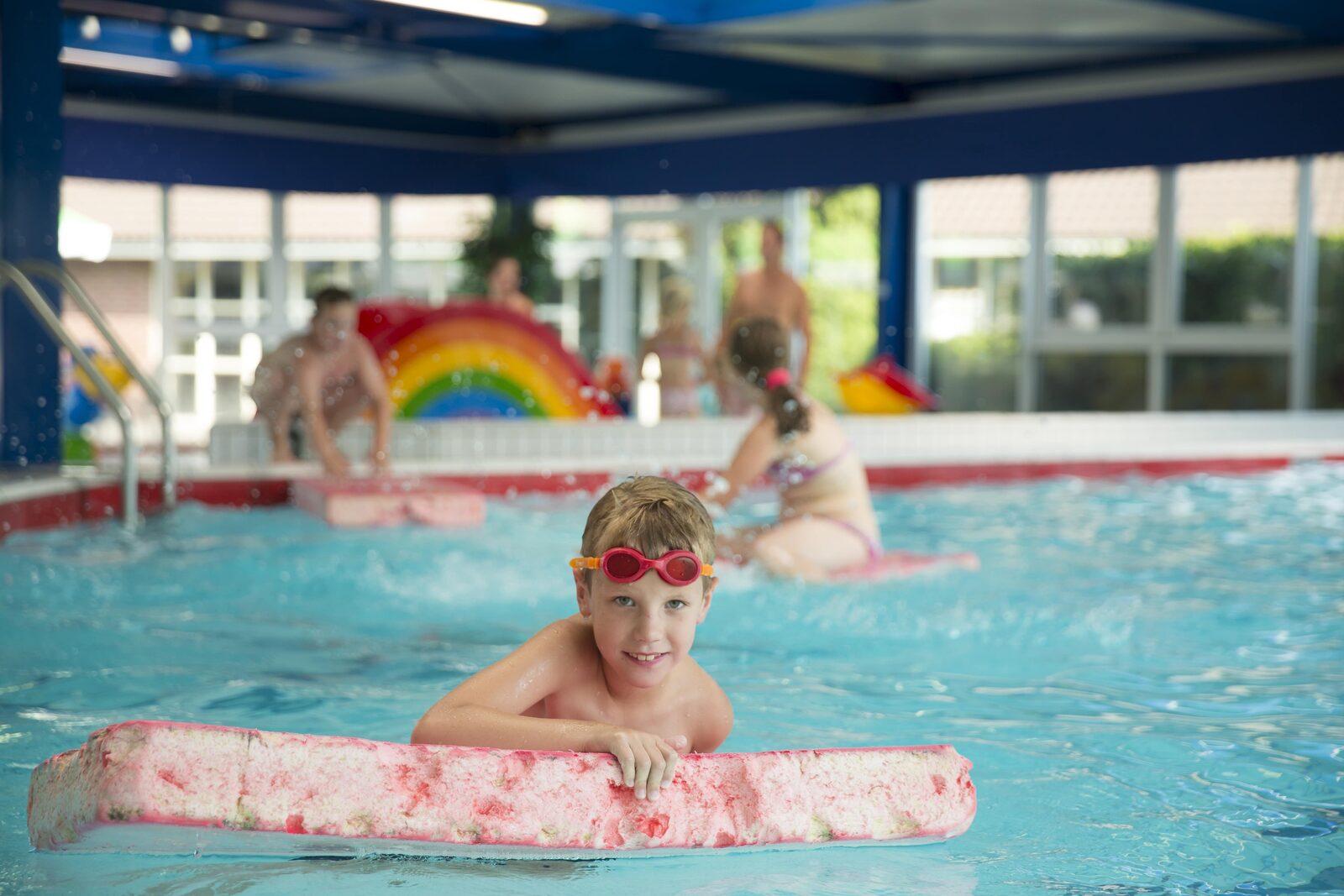 camping met overdekt zwembad en indoor speeltuin