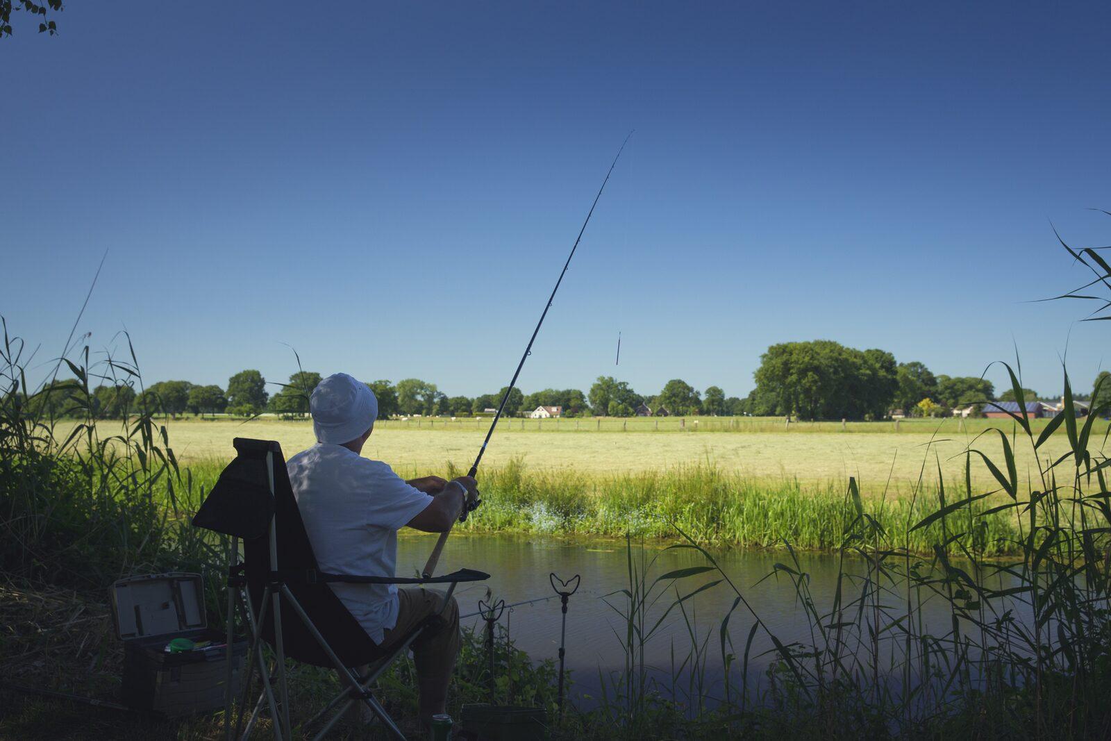 Top 9 plekken voor een visvakantie