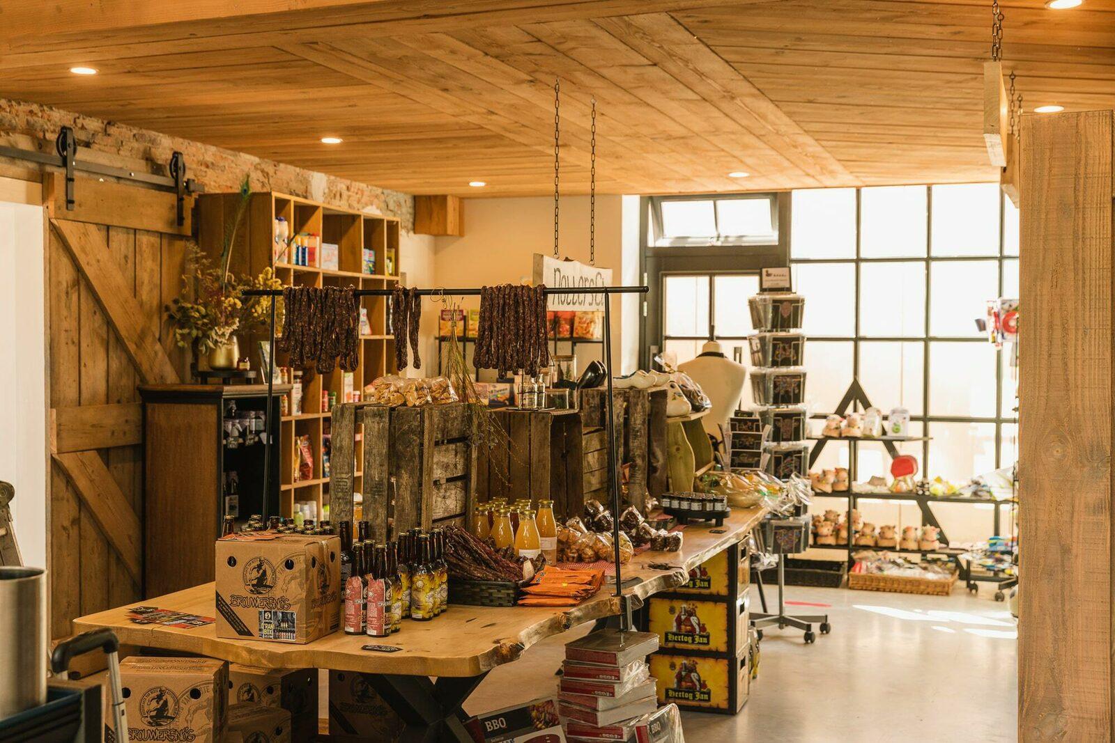 Scenery store