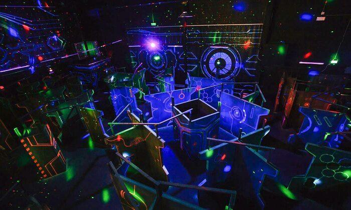 Lasergamen