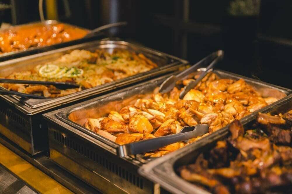Dinerbuffet reserveren