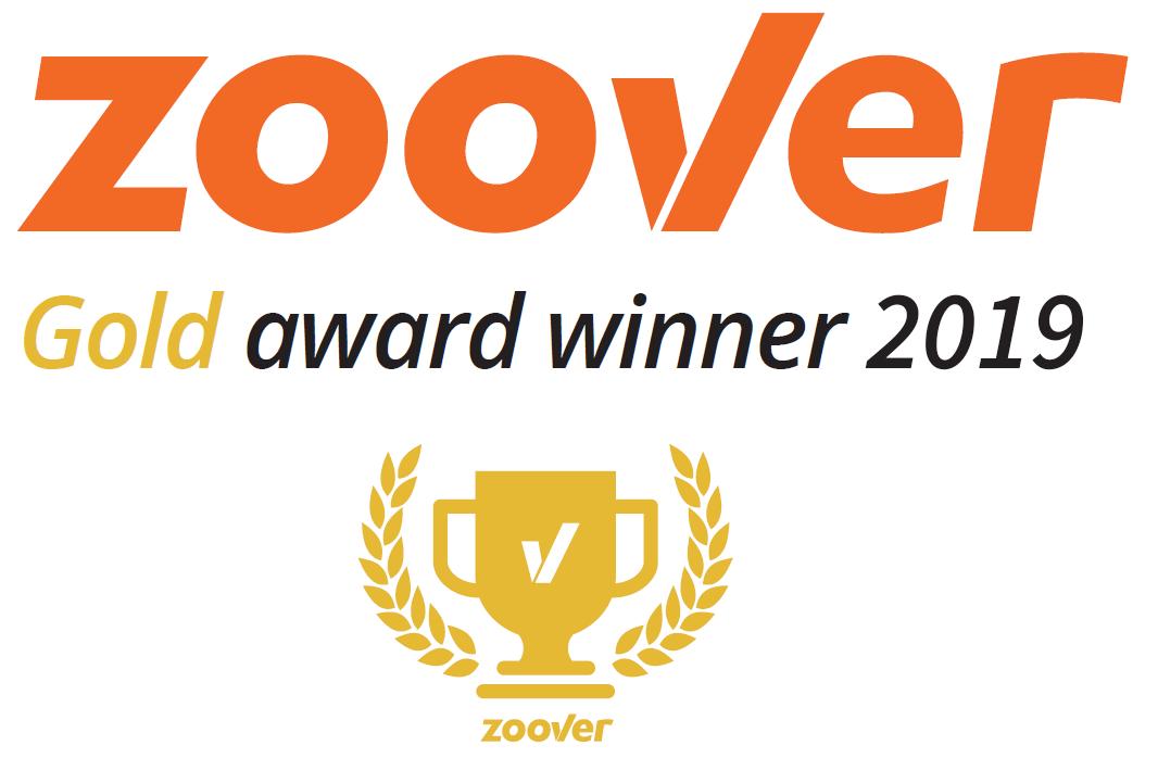 Zoover Award - Landgoed 't Borghuis