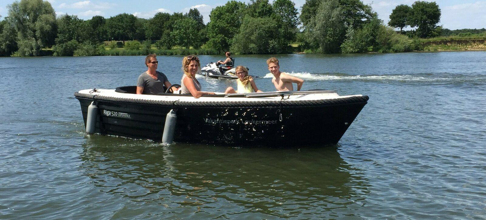 Ein Boot mieten Leukermeer