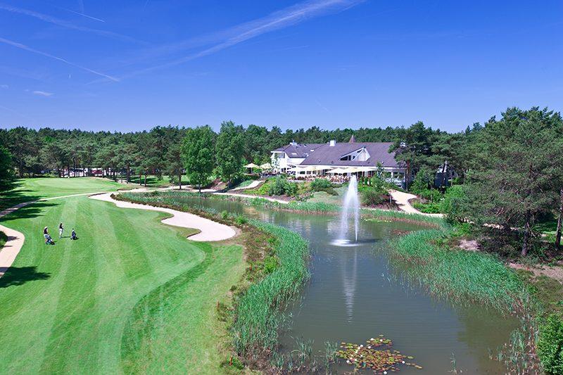 Golf course: Het rijk van Nunspeet