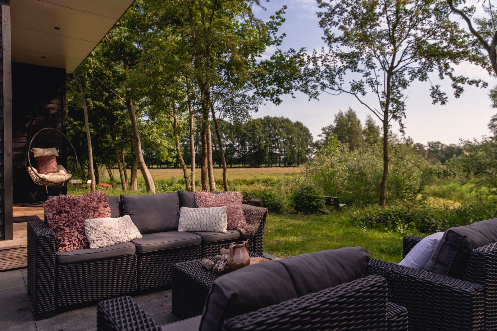 Luxe River Cabins te koop
