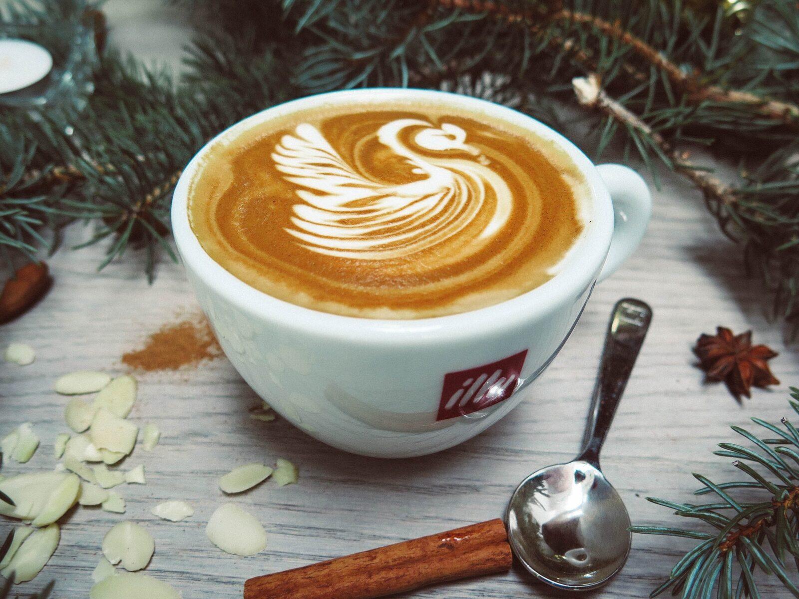 Illy koffiezetapparaat
