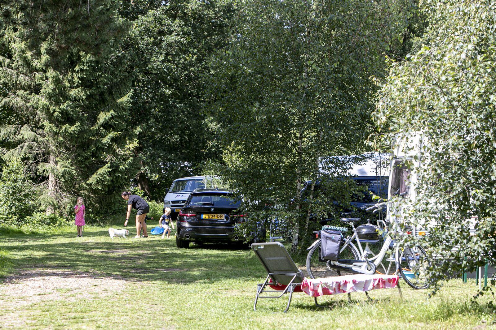Kampeerplaats Jagtweide