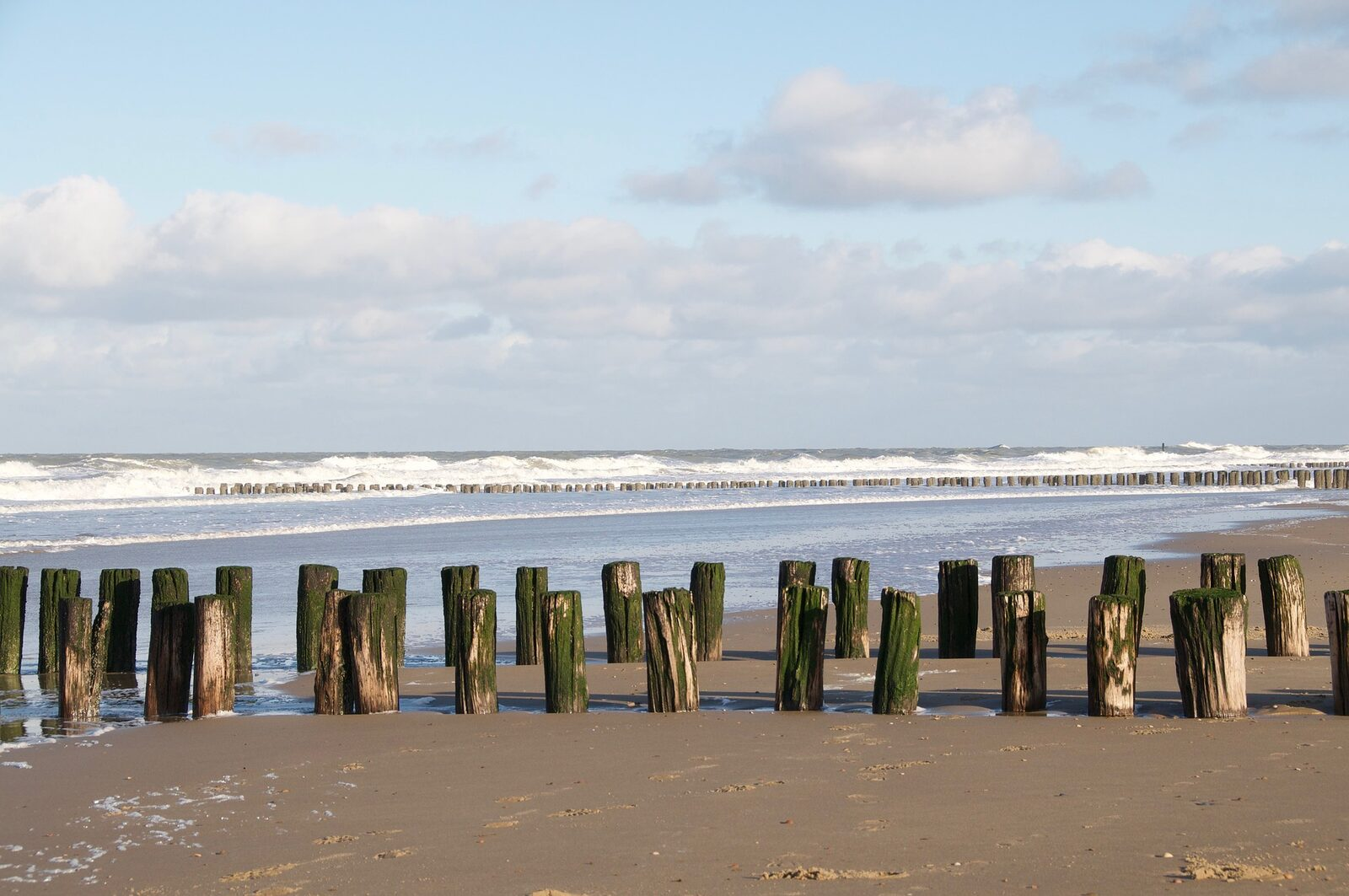 The 5 most beautiful beaches near Ouddorp