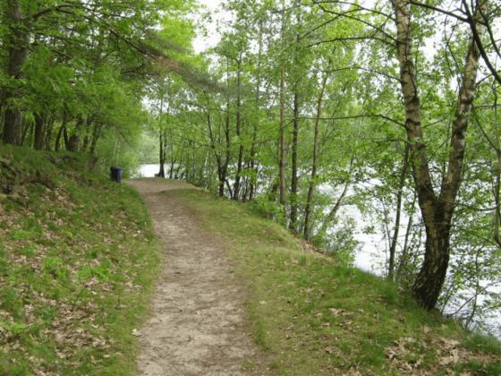 Het Hulsbeek wandelgebied