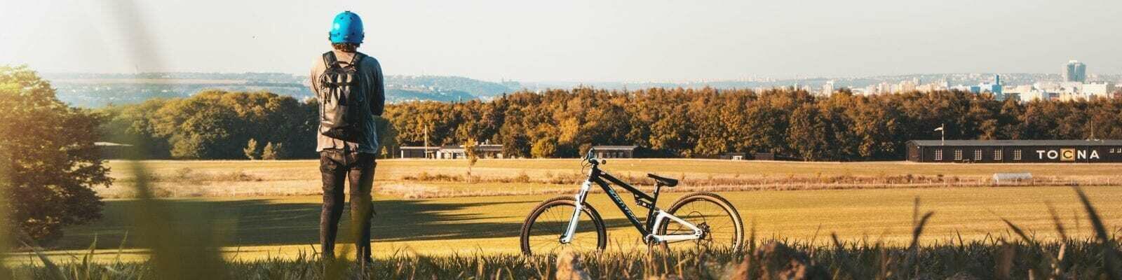 Weekendje Mountainbiken in Twente