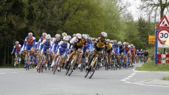 Wielrennen in Twente