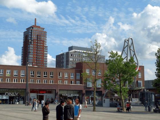 Winkelen in Enschede