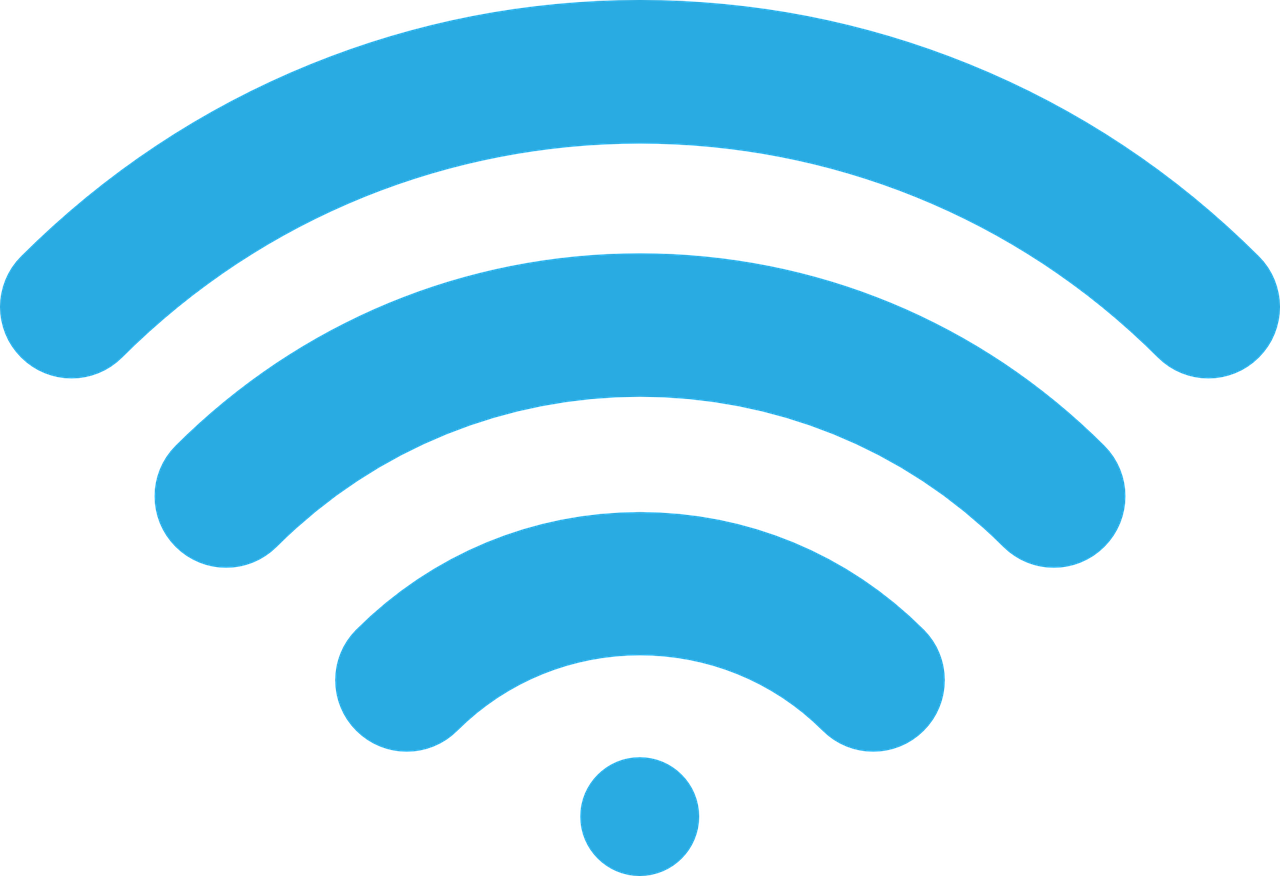 Wifi op de camping