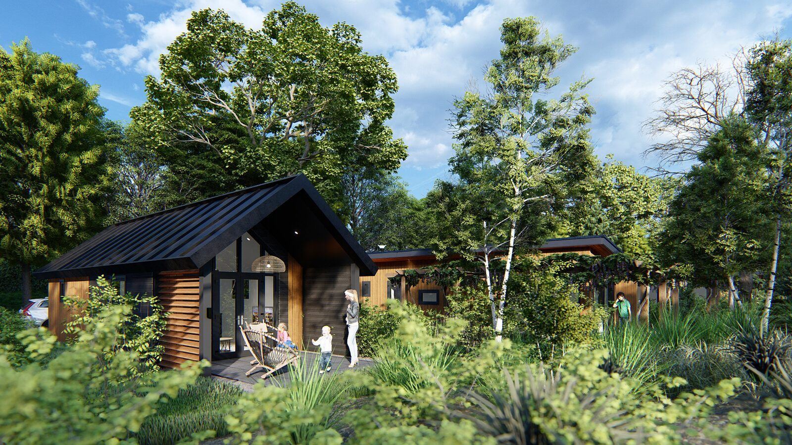 Eco Tiny Lodge