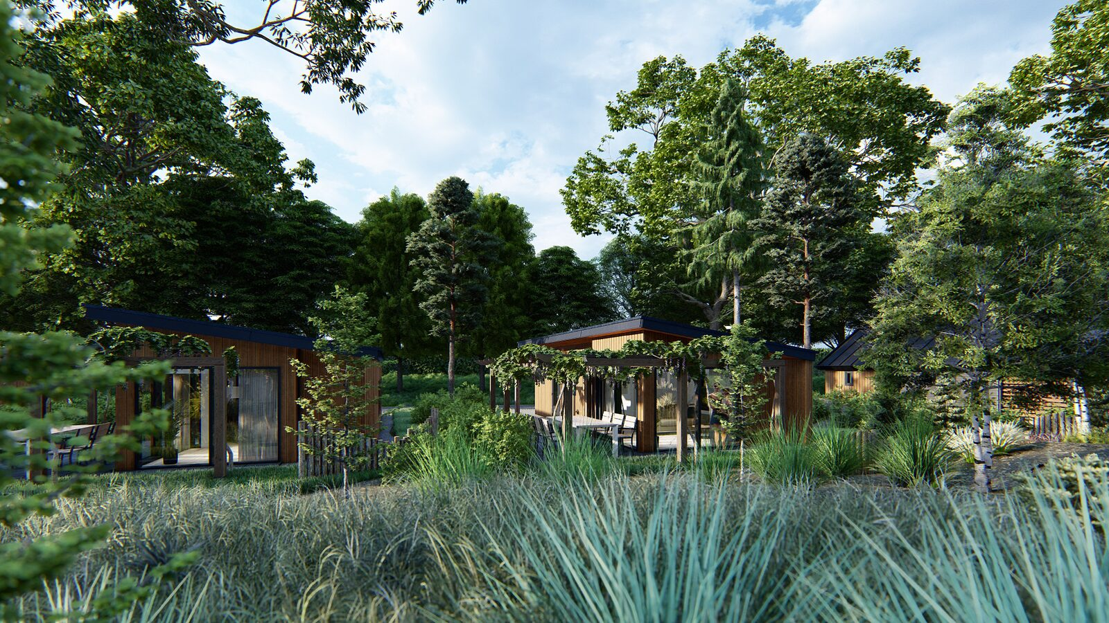 Eco Heide Lodge