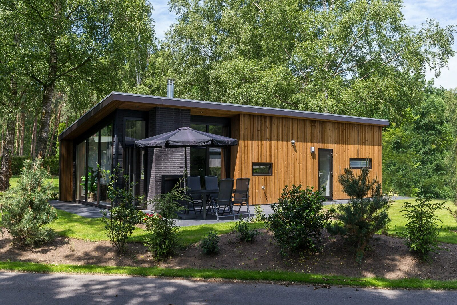 Eco Berken Lodge