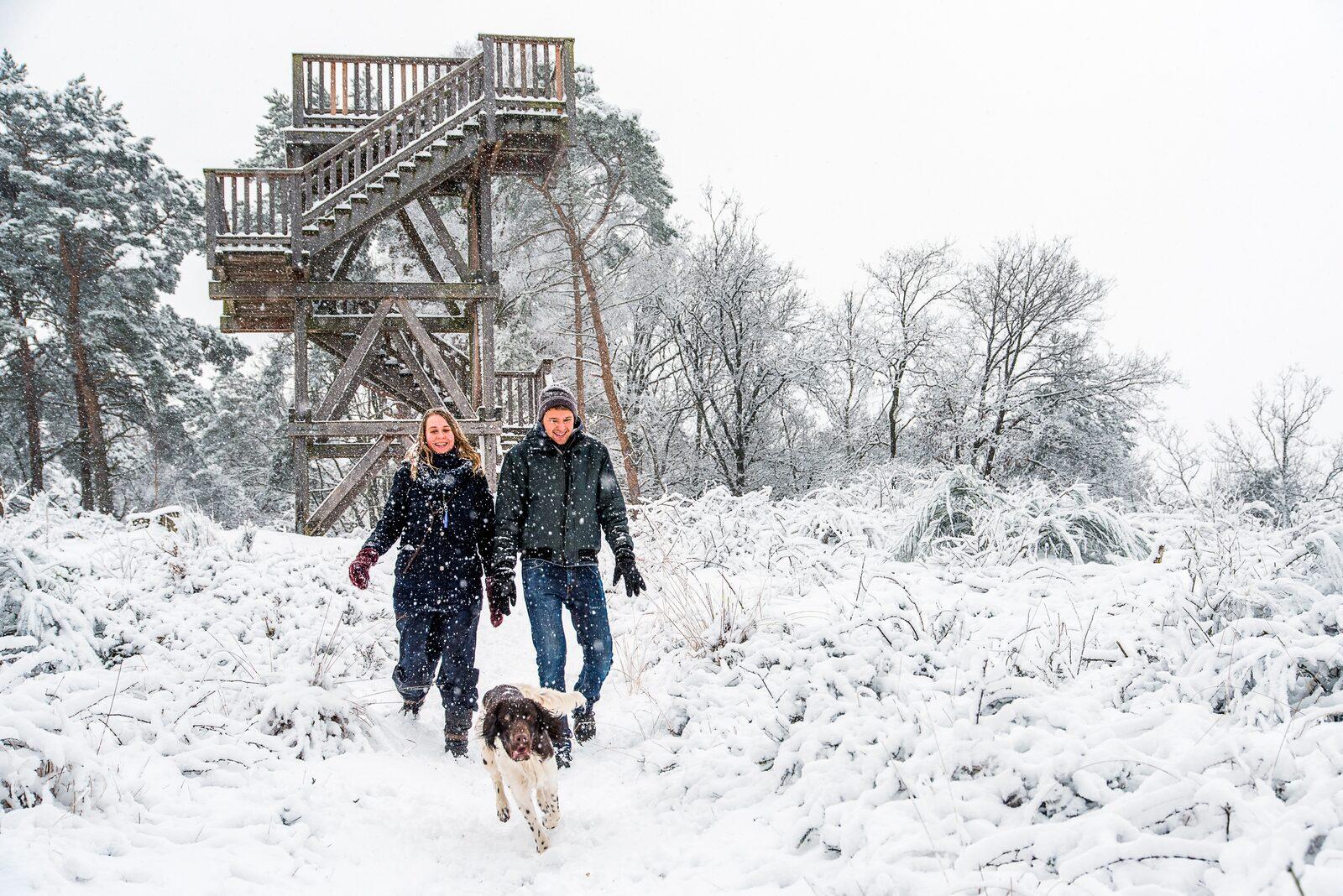 Kerstvakantie vieren met familie in Limburg