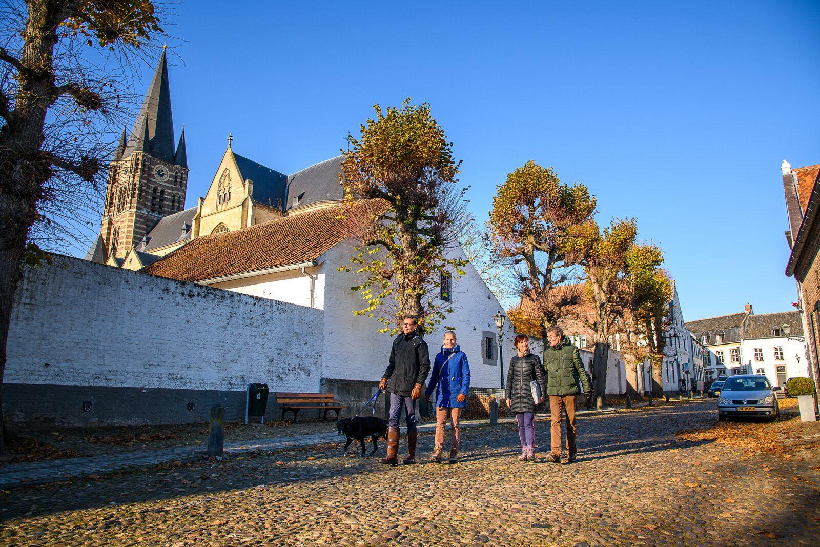 Vier vakantie in november in Limburg