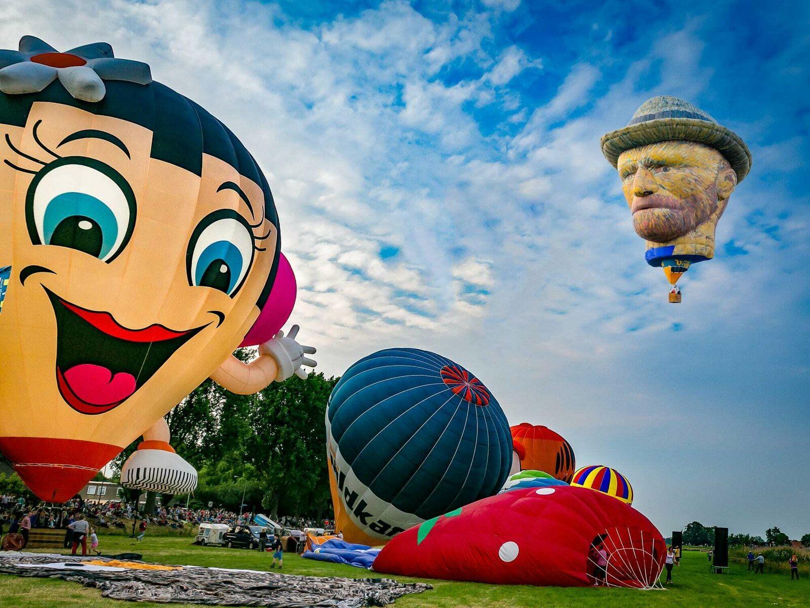 Balonnenfestival Hardenberg