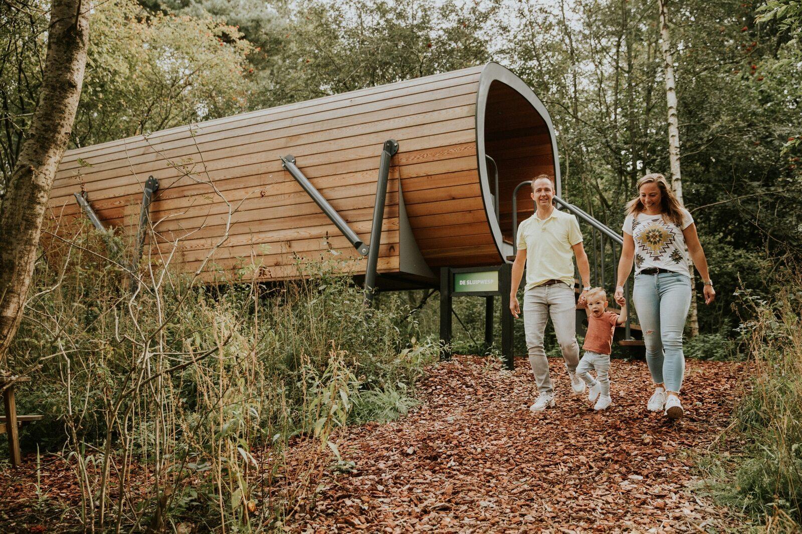 Verhuuraccommodaties op Camping Si-Es-An