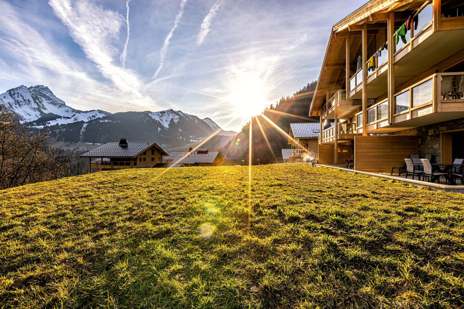 Oasis Abondance | Mountain & Wellness Resort