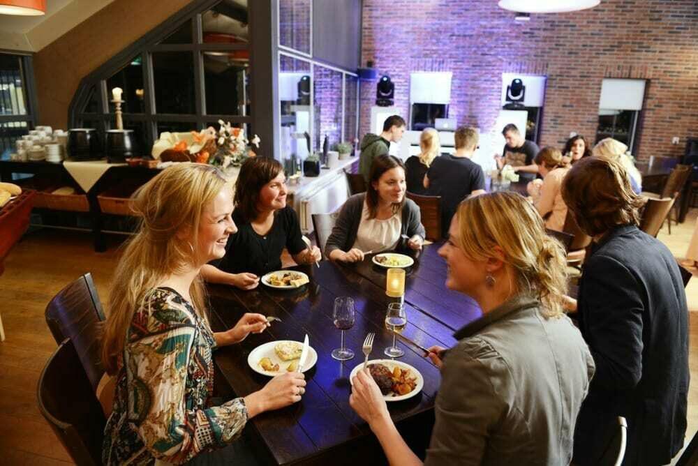 Restaurant voor groepen