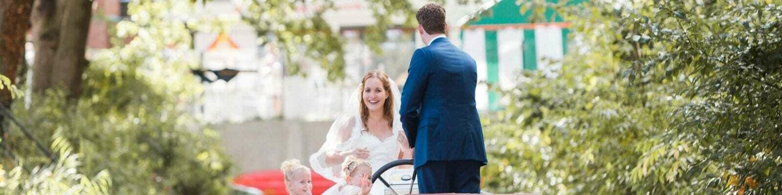 (Jubileum)bruiloft