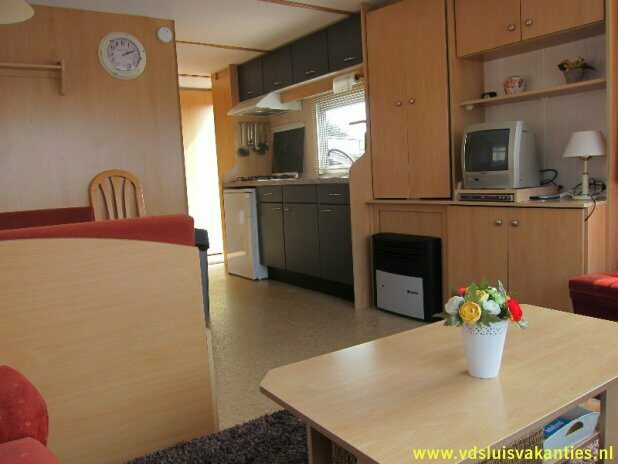 Saffier 125 | 6 persoons chalet