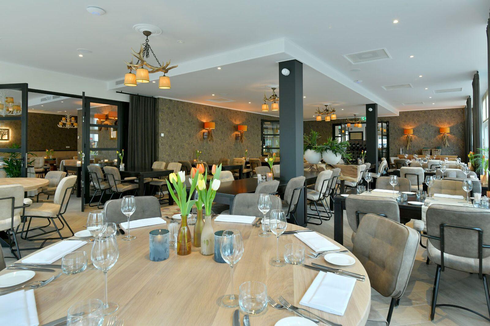 Forest restaurant Joppe