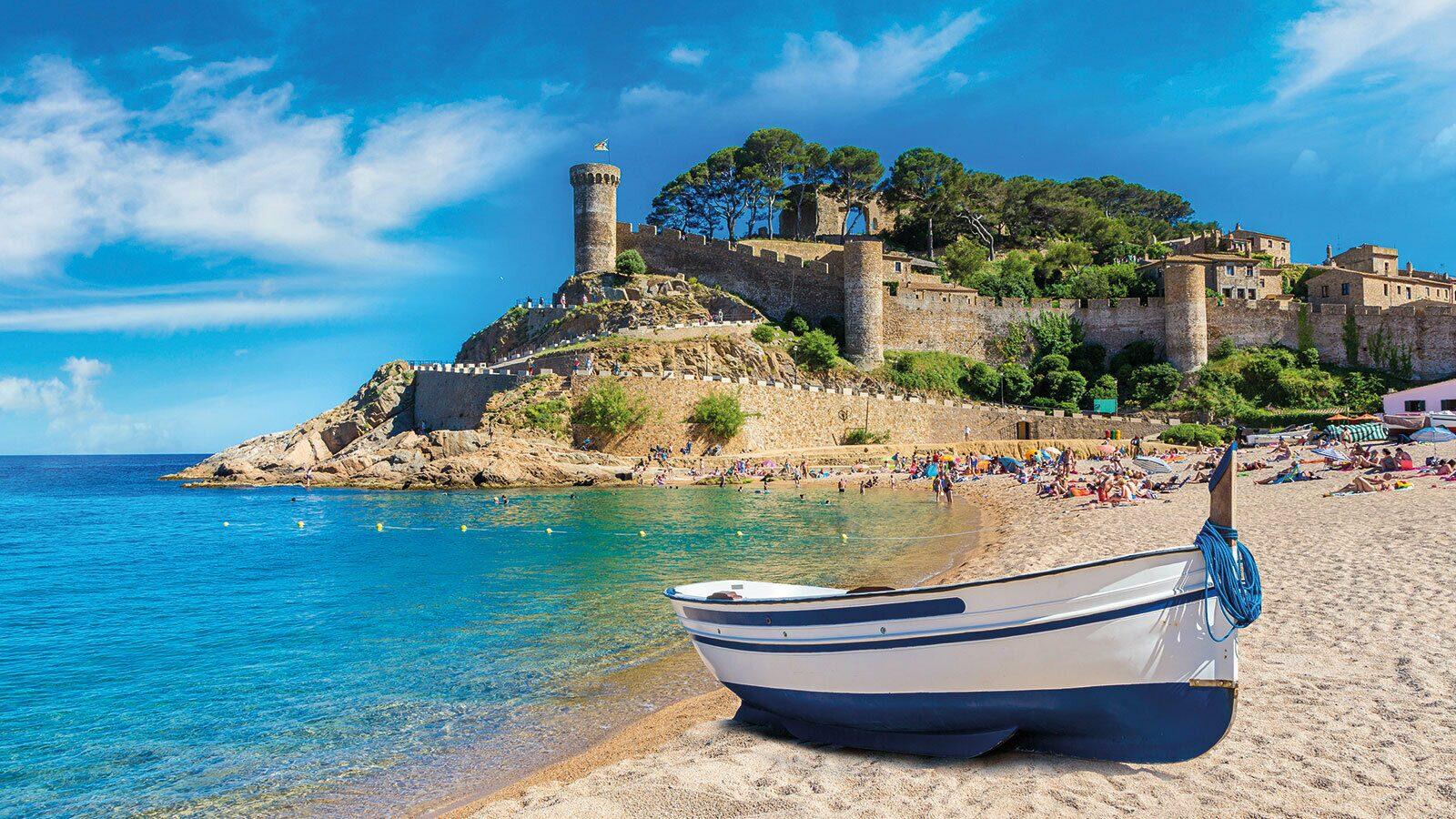 Glamping Spaanse kust
