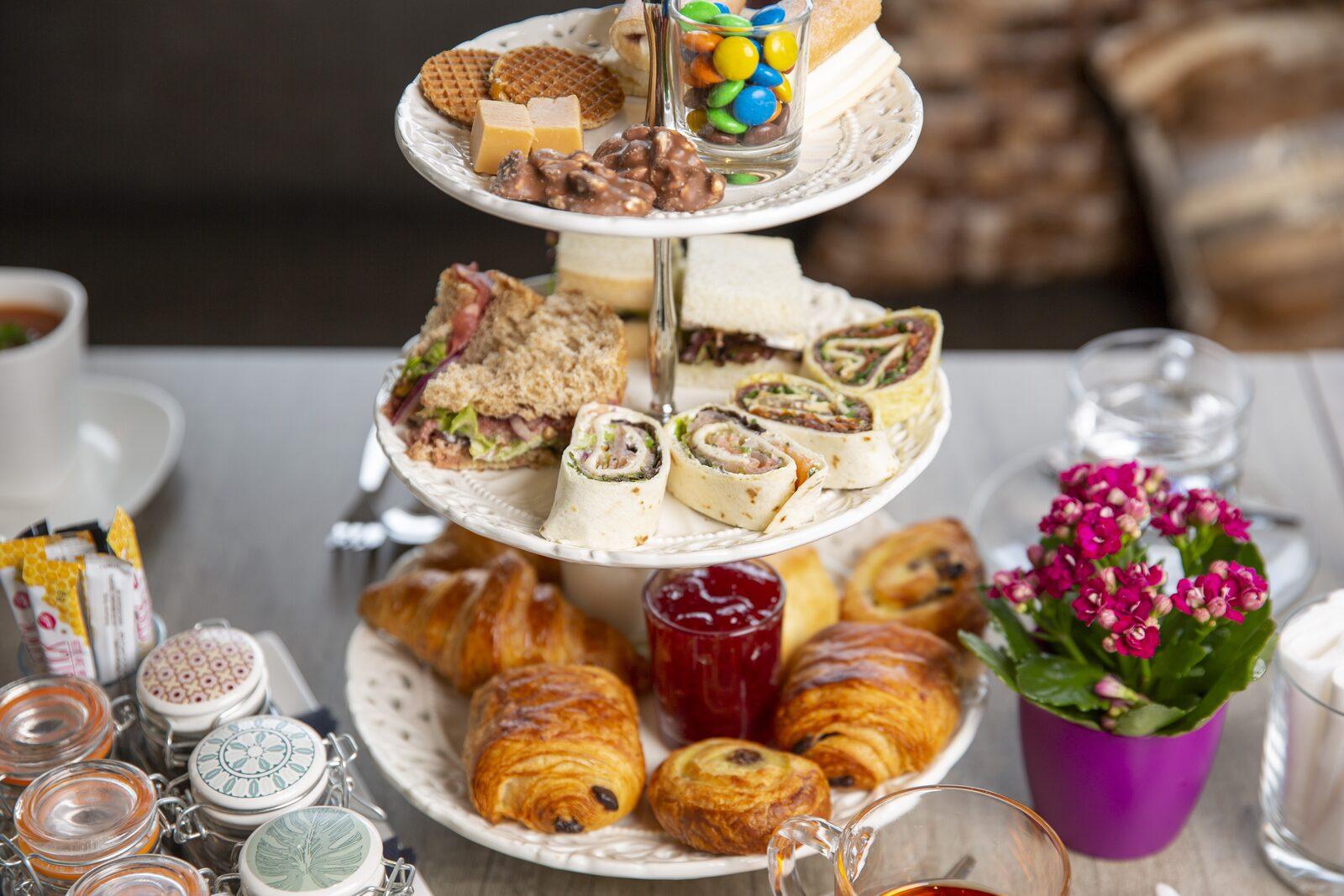 High-Tea-Box zum Valentinstag