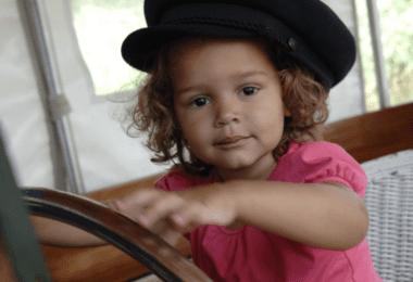 Kinderfeestje varen