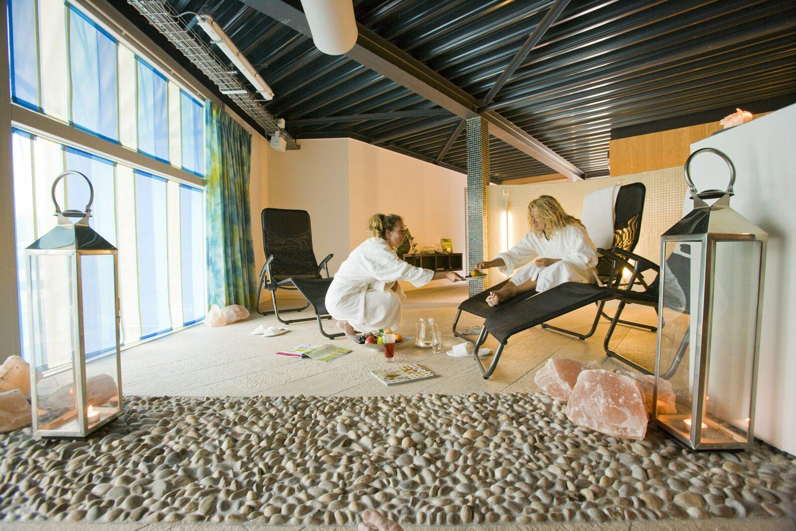 Energiebesparing sauna