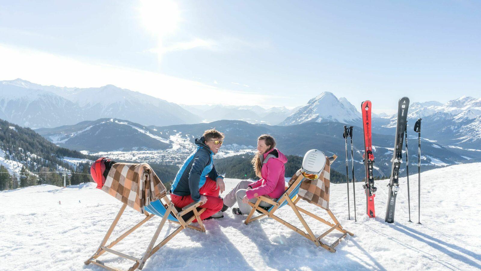 Luxe skivakantie in Tirol