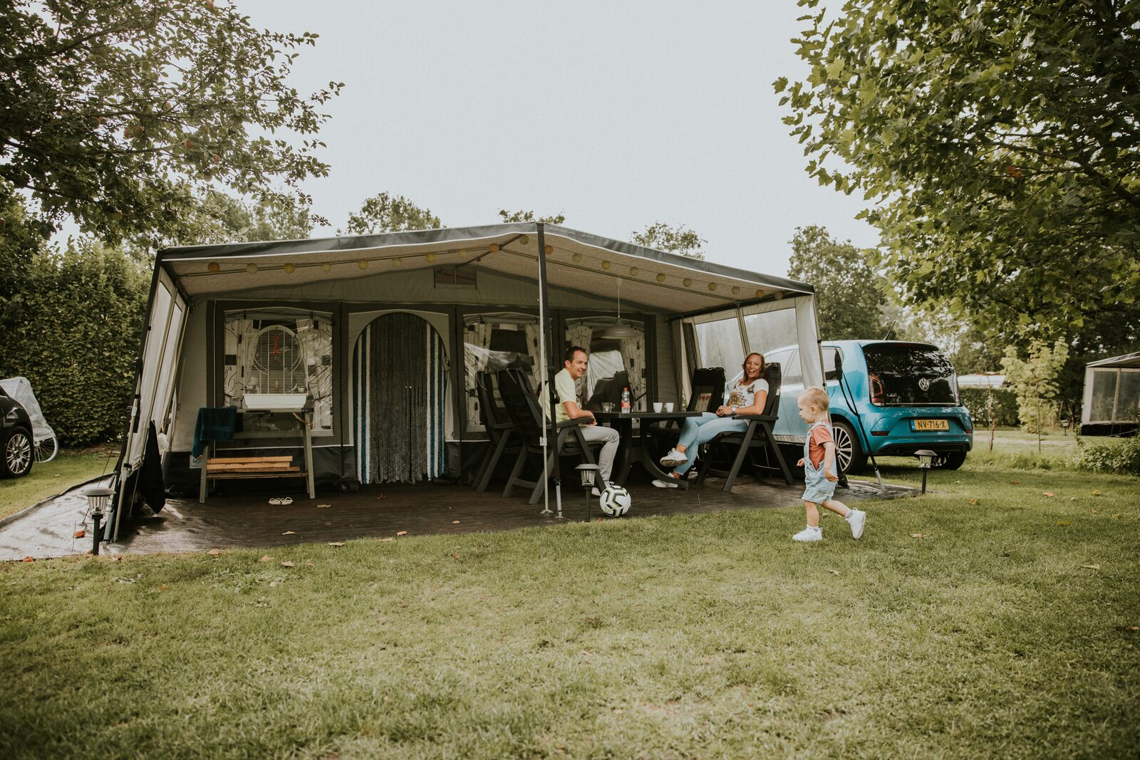 Charme camping