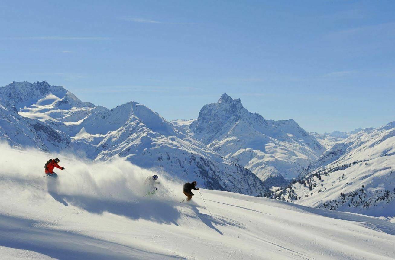 Skiraum