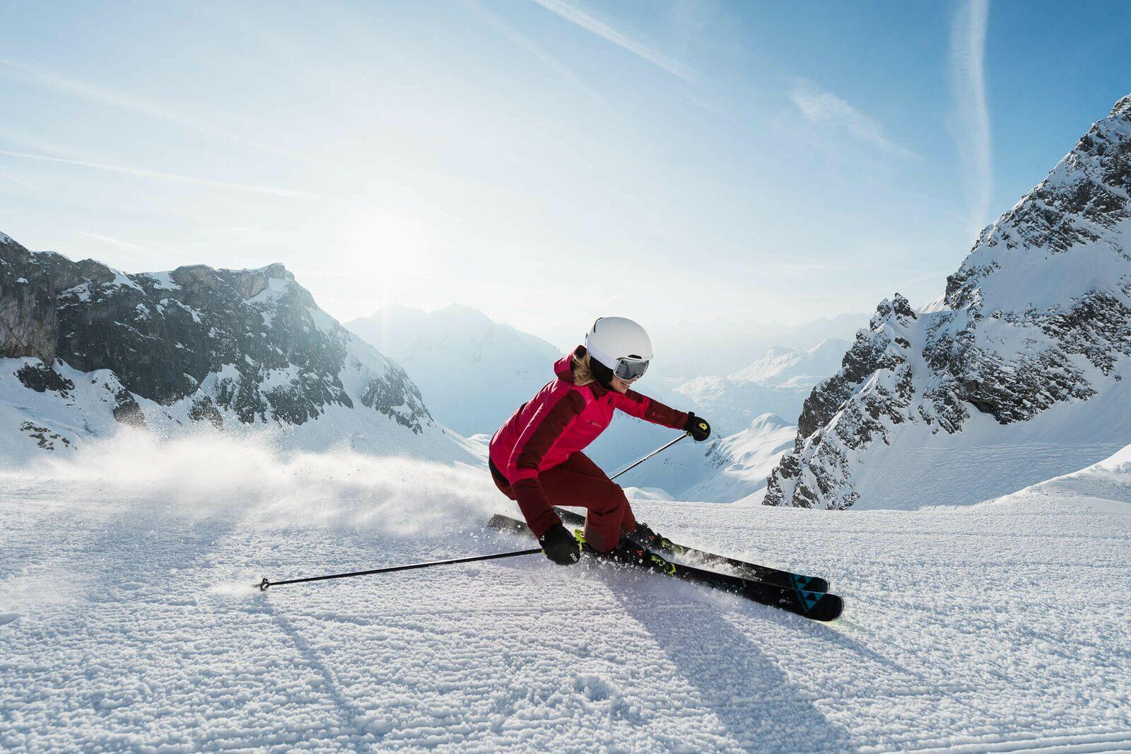 Skigebiet Ski Arlberg