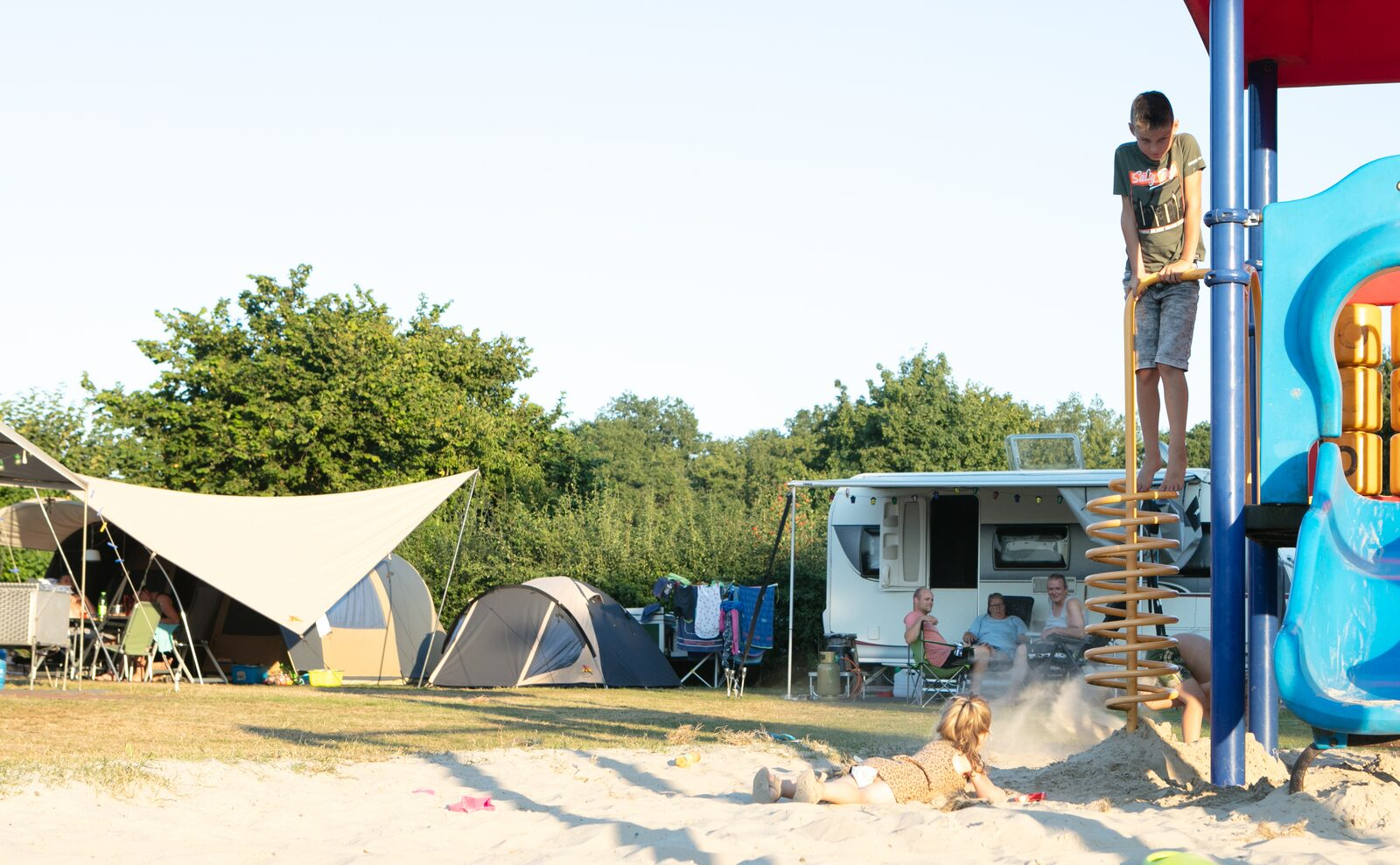 Camping Vechtdal