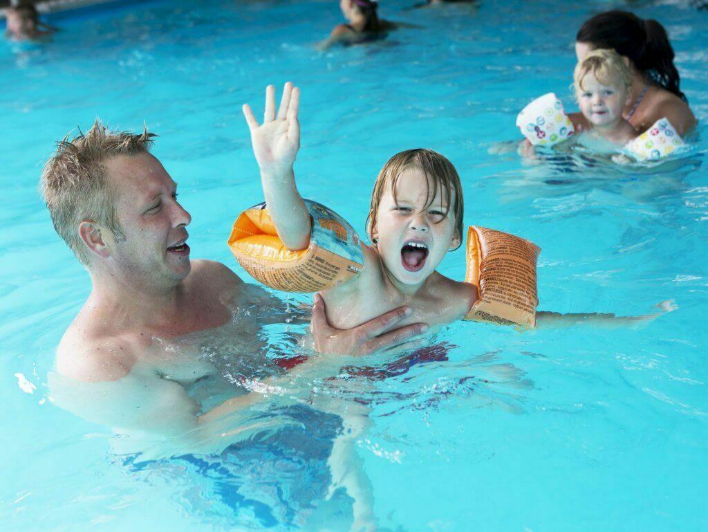 Overdekt zwembad Overijssel