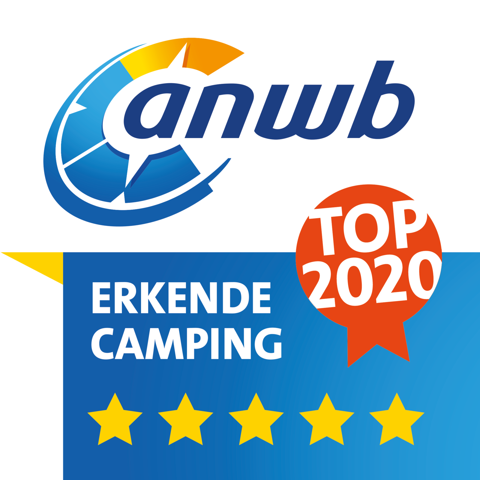 ANWB Topcamping