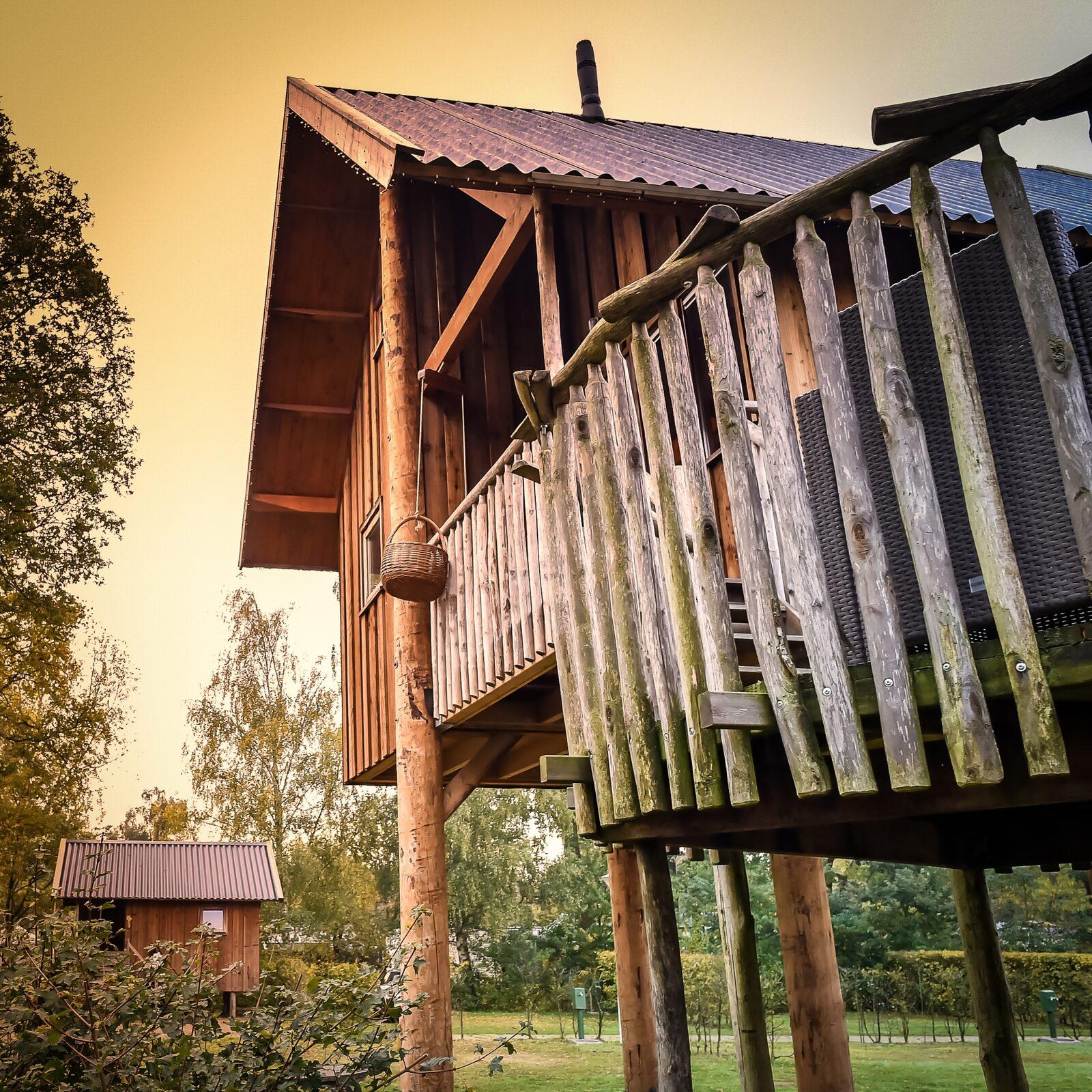Vakantiepark in Overijssel