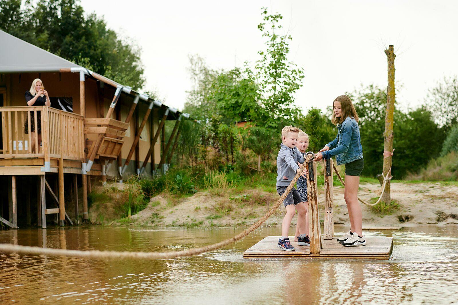 Play pond