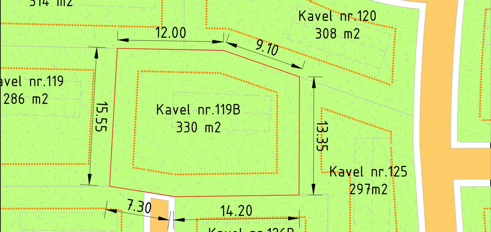Kavel 119B